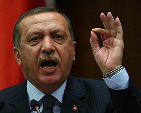 Erdogan-speaking