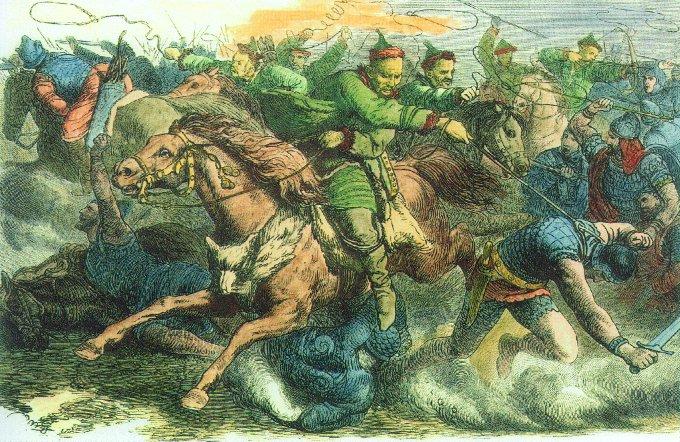 Tanrı'nın Kırbacı Attila ve Hun Türkleri | Türkinfo