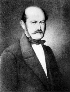 Ignac Semmelweis (Wikimedia Commons)