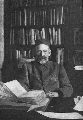 Vámbéry Ármin 1905-ben