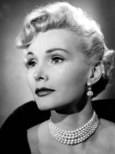 Zsazsa Gábor, 1955