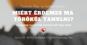 Miért tanulj törökül