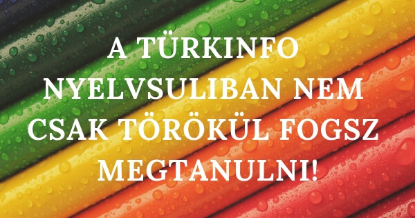 turkinfo nyelvsuli