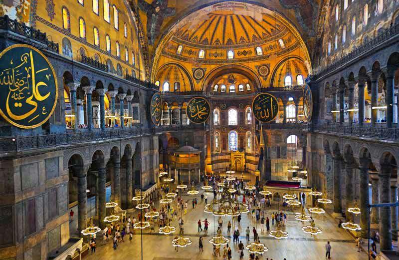 Müze Ücretlerine Yüzde 20 Zam Yapıldı: Ayasofya'ya Giriş 72 Lira ...